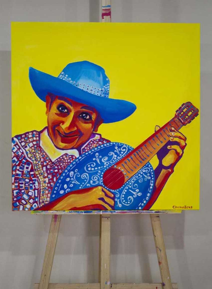 Okcana Chumakova. Cuban Musician - photo 1