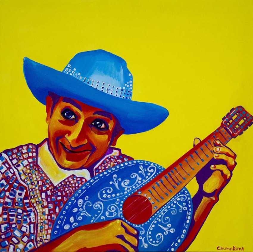 Okcana Chumakova. Cuban Musician - photo 2