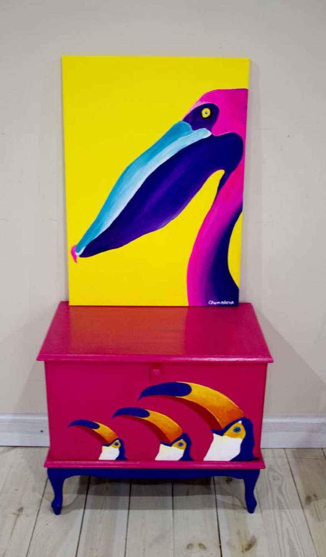 Okcana Chumakova. Pelican - photo 1