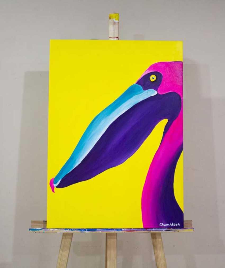 Okcana Chumakova. Pelican - photo 3