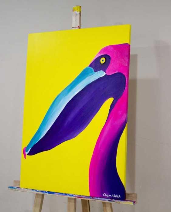 Okcana Chumakova. Pelican - photo 4