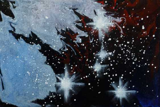 "Alla Struchaieva. The Painting ""Cancer"" - photo 1"