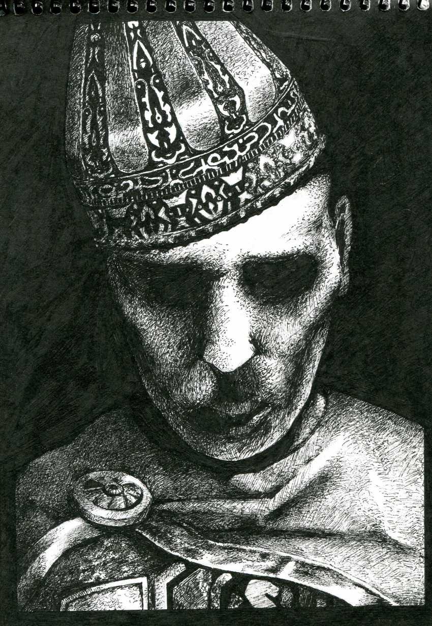 Andrey Nikitchuk. Prince of Darkness - photo 1