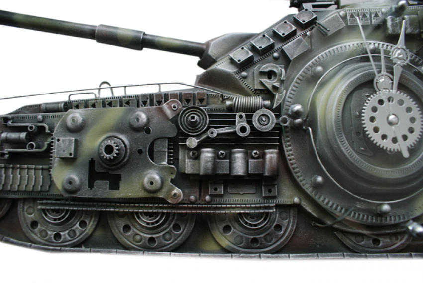 Igor Dervanov. Tank - photo 3