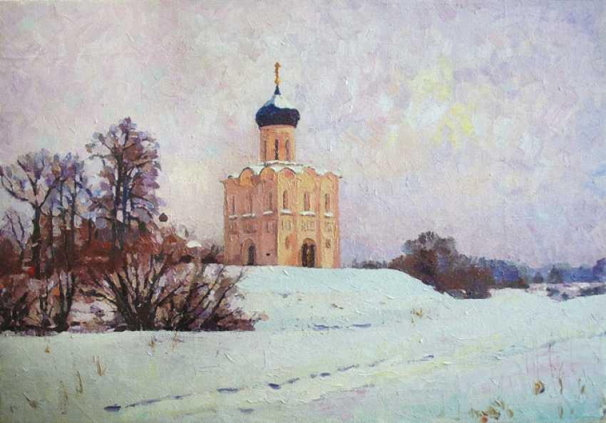 Mikhail Rudnik. The Church Of The Intercession - photo 1