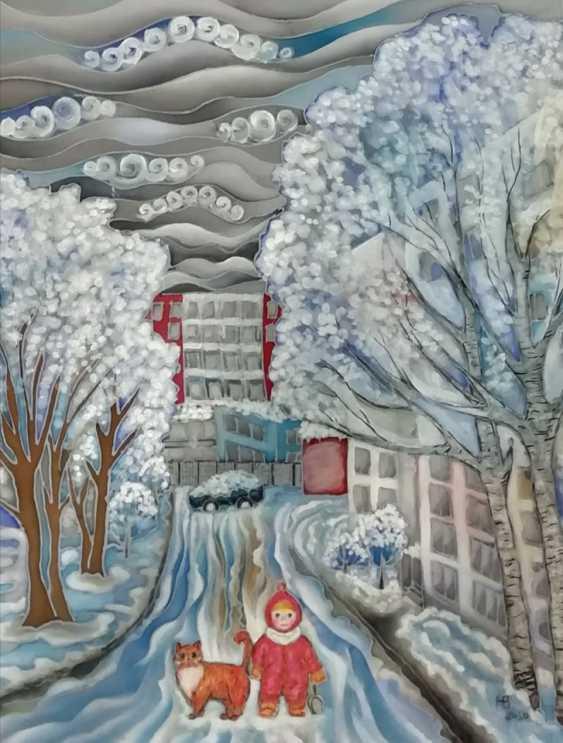 """Victoria Nikulina. """"Warm winter"""" - photo 1"""