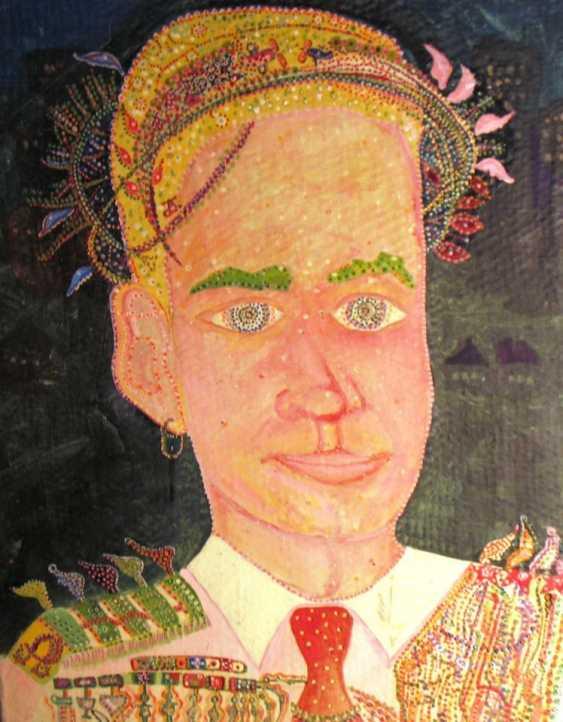 """Alekcandr emelyanov. """"Self-portrait AV"""" - photo 1"""