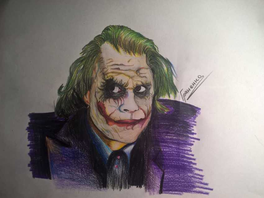 Vladimir Granenko. Joker - photo 1