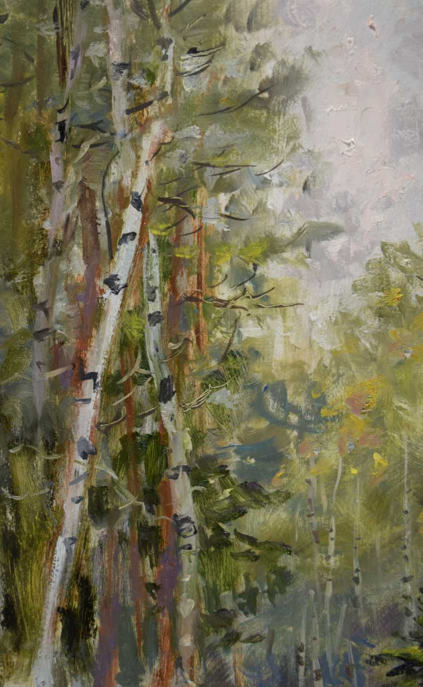 Natalya Savenkova. Spring in the forest - photo 4