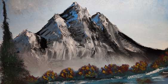 """Richard Bryukhanov. """"Duftenden Alpen"""" - Foto 1"""