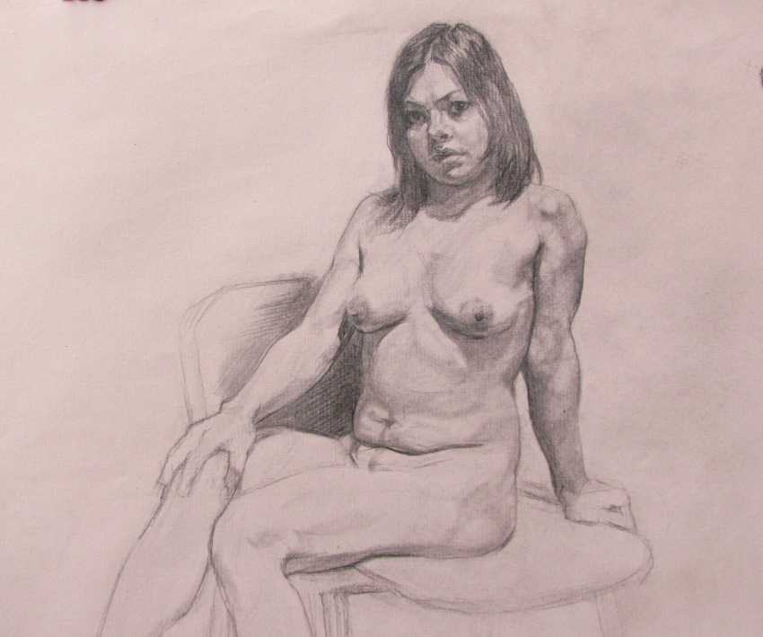 Academic drawing - photo 3