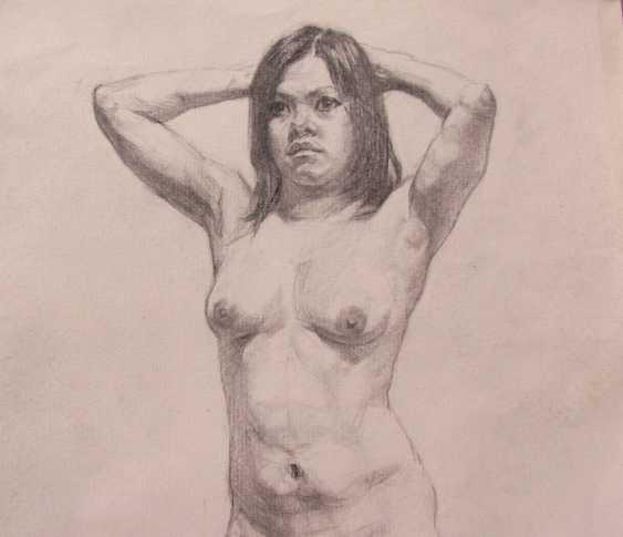 Academic drawing - photo 4