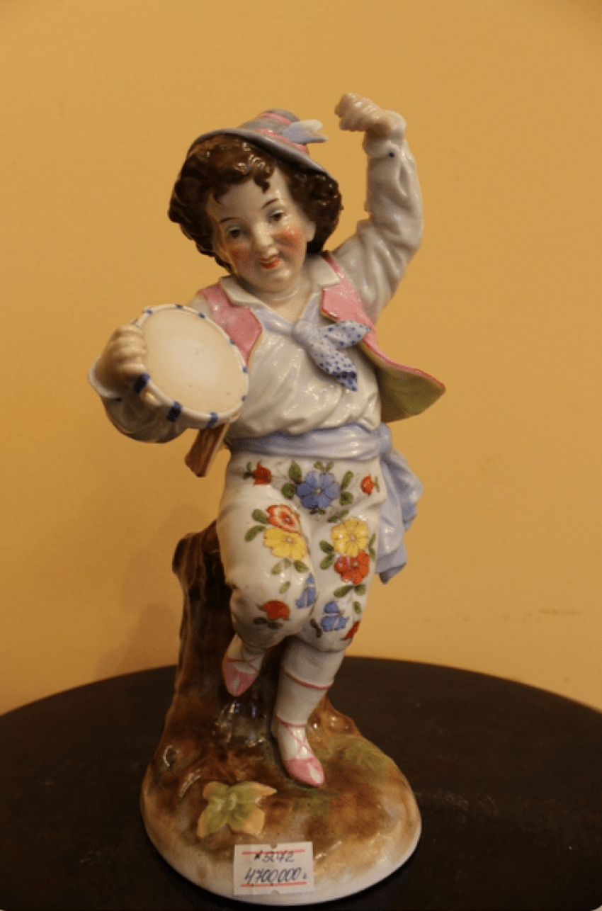 Figurine Germany 20th century - photo 1