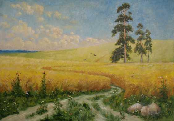 Alexander Bezrodnykh. Field.Rye - photo 1