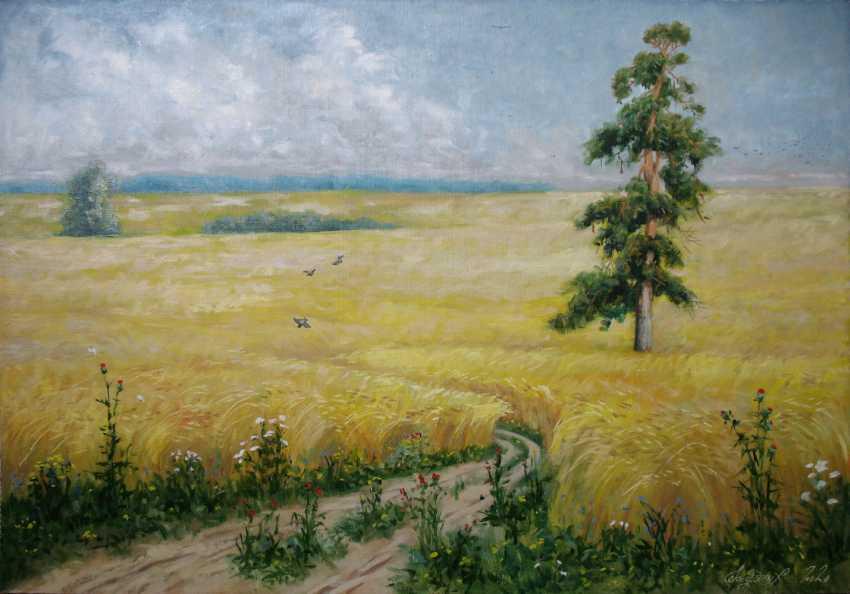 Alexander Bezrodnykh. August.Rye - photo 1