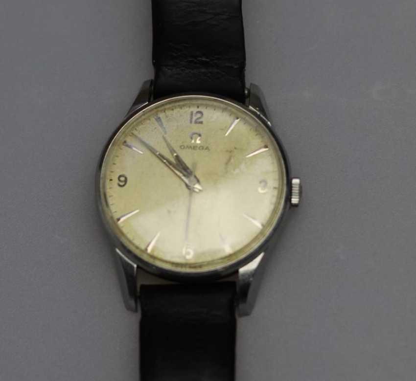 "The watch company ""omega"". - photo 1"