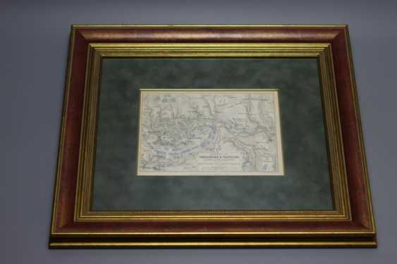 "Карта ""Battles of Smolensko & Valtelina"" - photo 1"