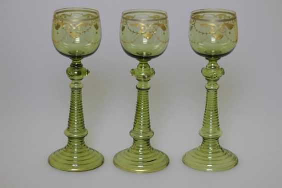 Three glasses - photo 1