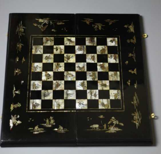 Chess and backgammon. Vietnam. The beginning of the XX century. - photo 2