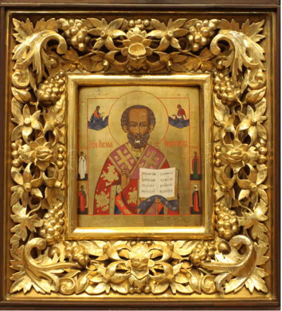 The Image Of Nicholas The Wonderworker - photo 1