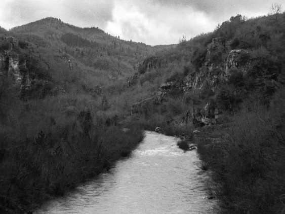 Adam Kypriadis. Valley, Shot on film - photo 1