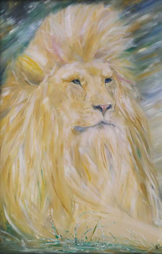 """Kseniia Rovenets. """"Lion"""" - photo 1"""