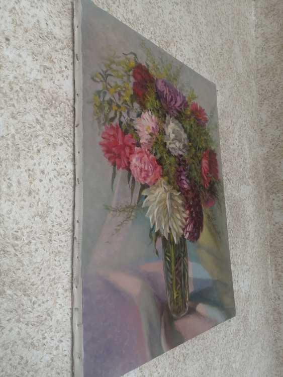 Mahmut Zaripov. A bouquet from the garden - photo 2