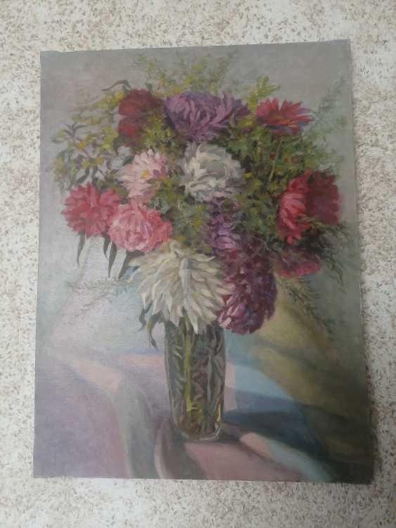 Mahmut Zaripov. A bouquet from the garden - photo 3