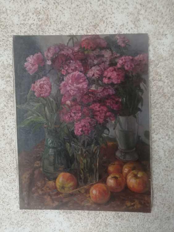 Mahmut Zaripov. Three bouquets - photo 1