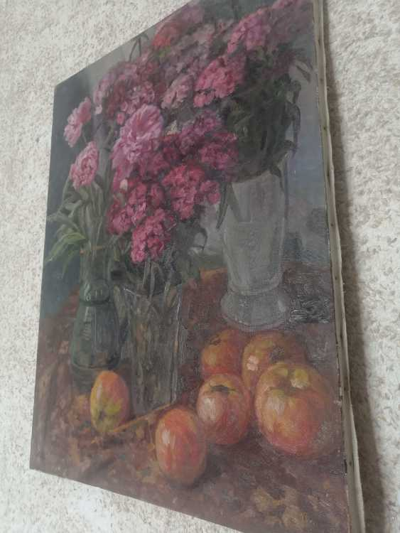 Mahmut Zaripov. Three bouquets - photo 2