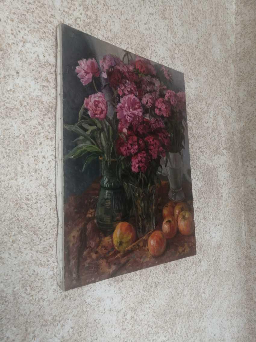 Mahmut Zaripov. Three bouquets - photo 3