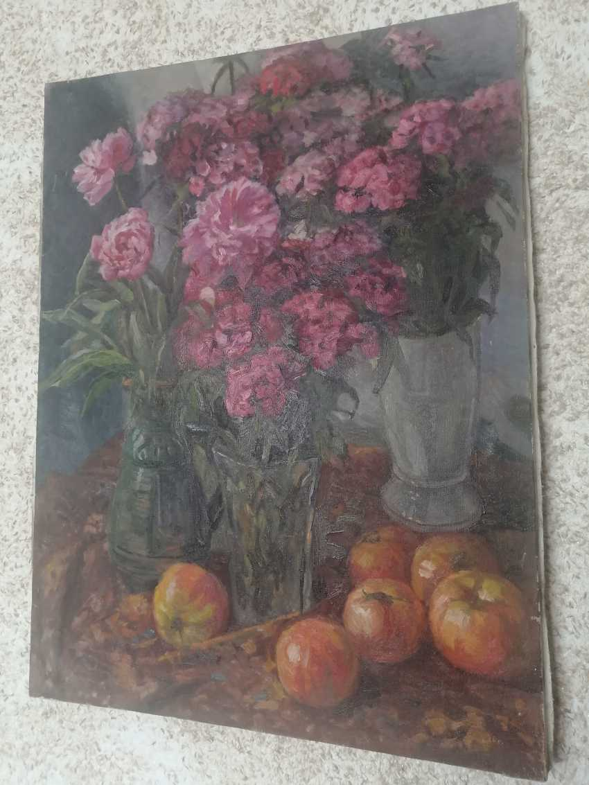 Mahmut Zaripov. Three bouquets - photo 4