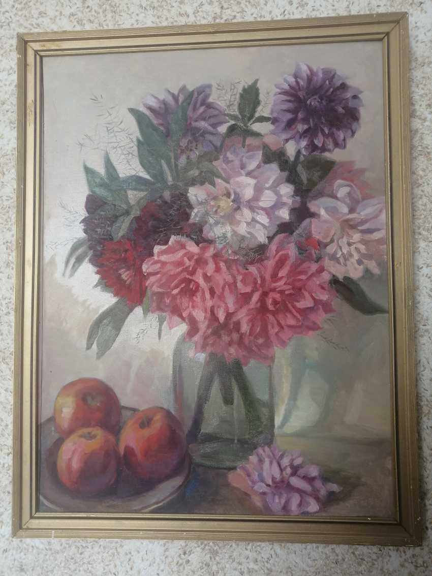 Mahmut Zaripov. Dahlias - photo 1