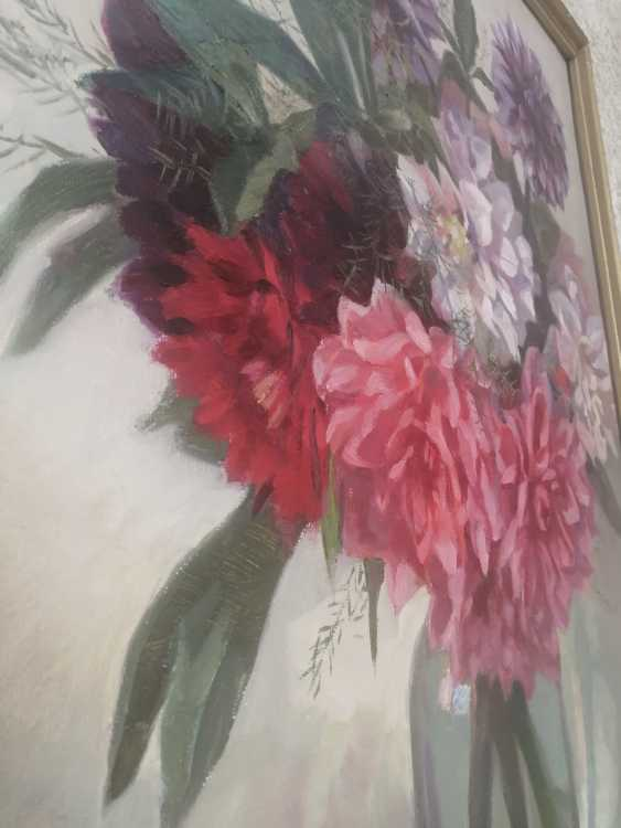 Mahmut Zaripov. Dahlias - photo 2