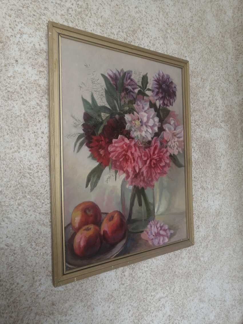 Mahmut Zaripov. Dahlias - photo 3