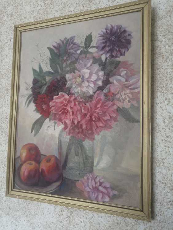 Mahmut Zaripov. Dahlias - photo 4