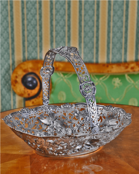 Western Europe, late XIX century,silver, - photo 1