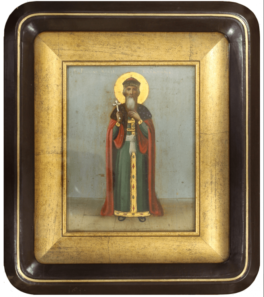 The image of the Holy Great Prince Vladimir - photo 1
