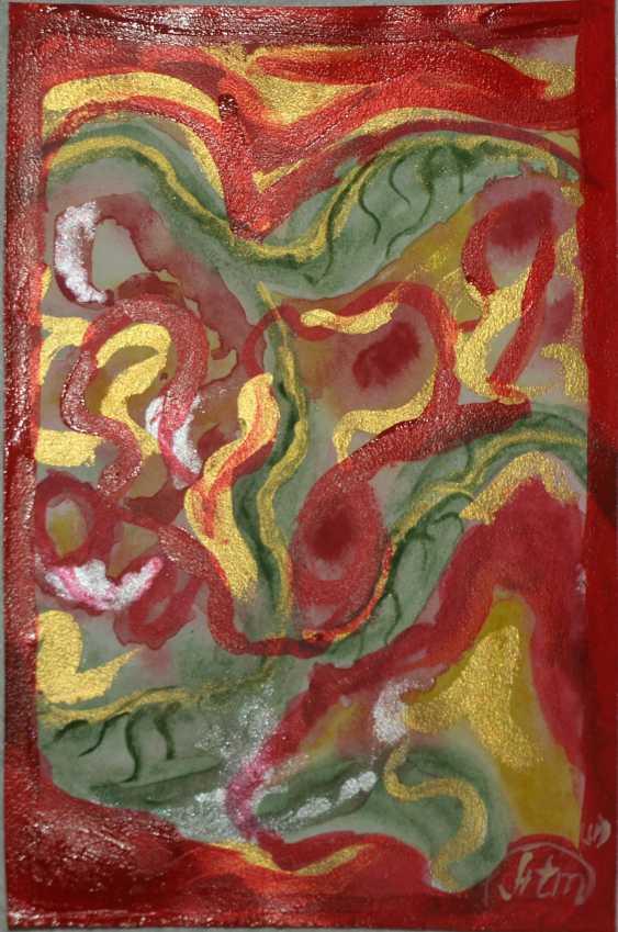 """Tatiana Iurasova. The Painting """"Joy"""" - photo 2"""