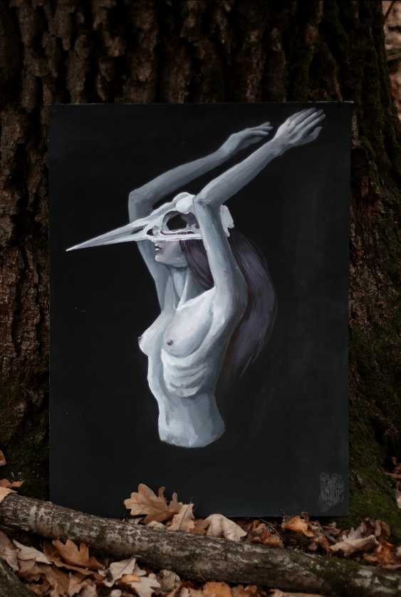 Natalie Ina. The Dead Bird Witch - photo 6