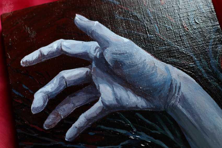 Natalie Ina. The Hand of Sorrow - photo 3