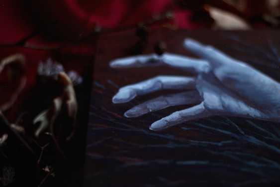 Natalie Ina. The Hand of Sorrow - photo 6