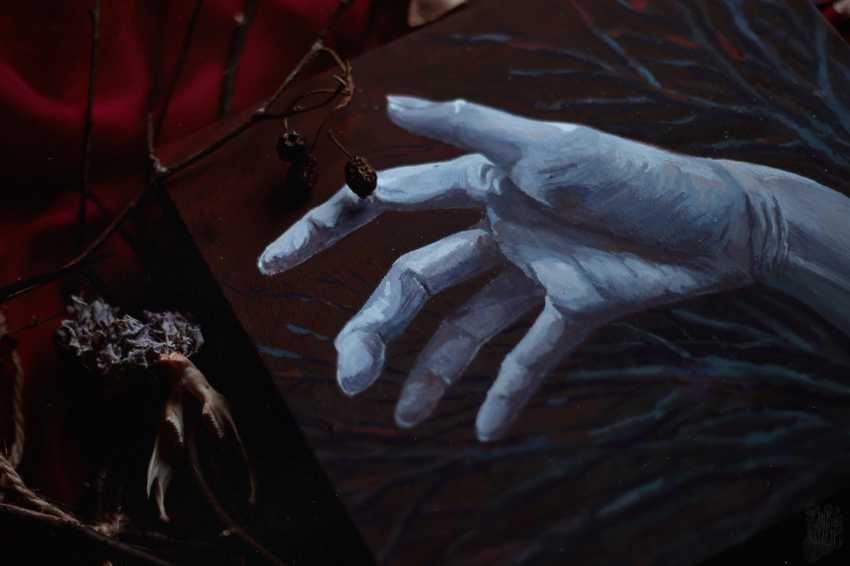 Natalie Ina. The Hand of Sorrow - photo 7