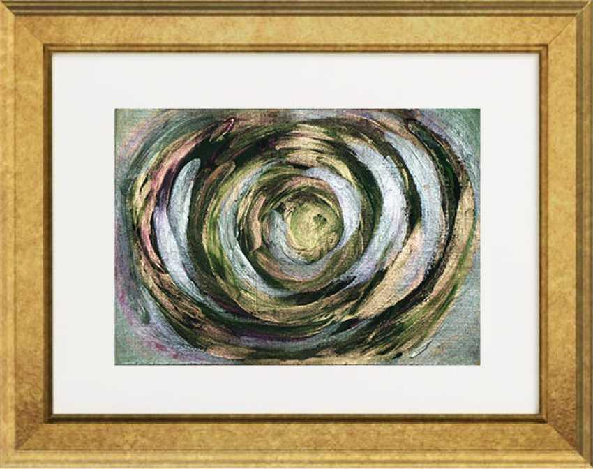"""Tatiana Iurasova. Painting """"Energy of life"""" - photo 1"""
