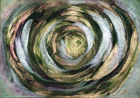 """Tatiana Iurasova. Painting """"Energy of life"""" - photo 2"""