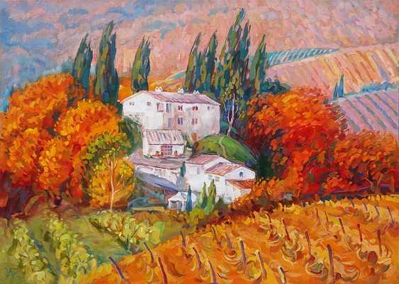 "Irina Andreieva. ""Under the Tuscan sun"" - photo 1"
