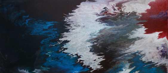 "Alla Struchaieva. The Painting ""Confrontation"" - photo 1"