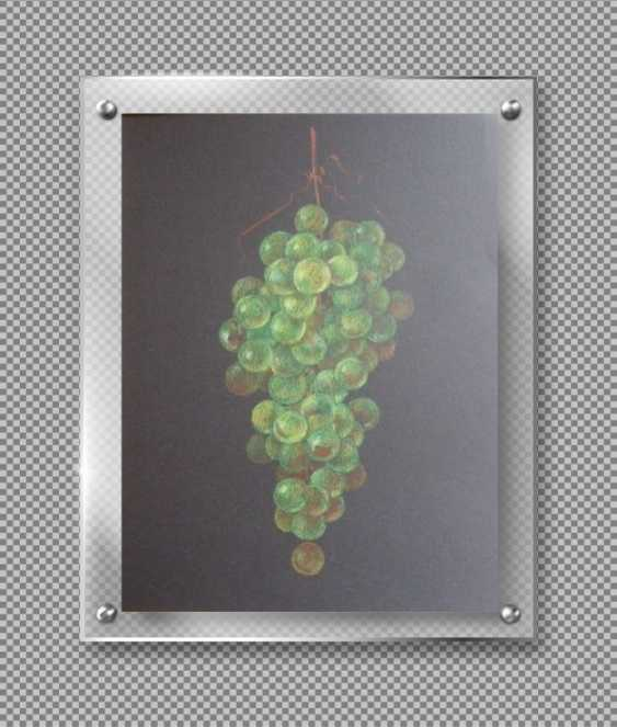 Natasha Mishareva. A bunch of grapes. 2020. Handmade. The Author - Natalia Pisareva - photo 1