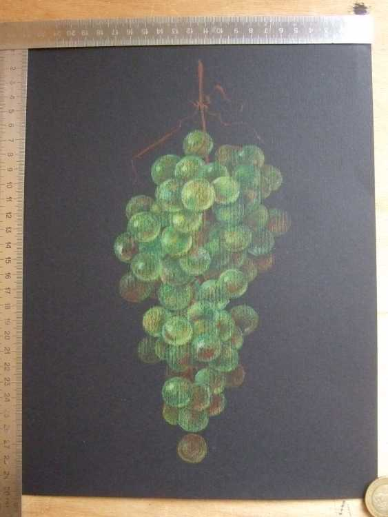 Natasha Mishareva. A bunch of grapes. 2020. Handmade. The Author - Natalia Pisareva - photo 2