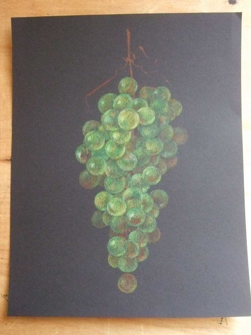 Natasha Mishareva. A bunch of grapes. 2020. Handmade. The Author - Natalia Pisareva - photo 3